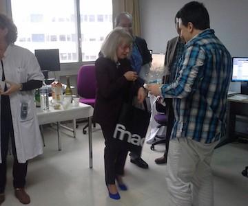 Annie Mac Leod quitte le Centre de Compétences SGT du CHU de Bordeaux