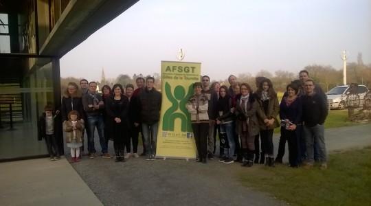 Réunion du relais Pays-de-Loire à Bouvron le 7 octobre