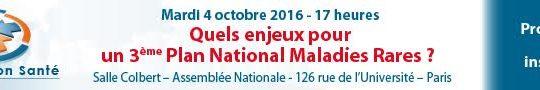 Participez au colloque Coopération Santé à l'Assemblée Nationale le 4 octobre 2016