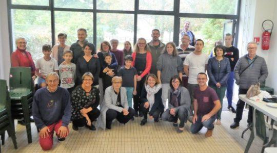 Retour sur la réunion du relais Grand Ouest le 6 octobre à Bouvron (44)